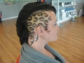 Half Shaved- Aveda Stylist in Hazleton, PA